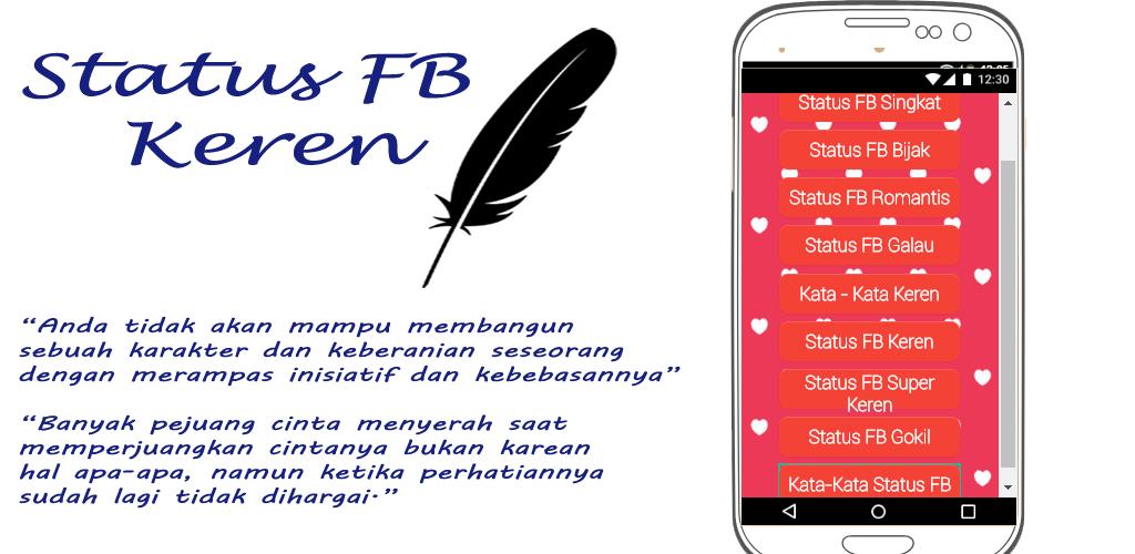 Download Status Fb Keren By Faniapps Apk Latest Version 10