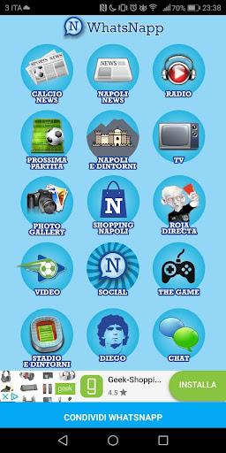 WhatsNapp - Napoli informa... 1.27 screenshots 2