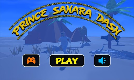 Prince Sahara Dash - náhled