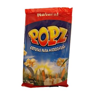 cotufa popz microondas natural 82gr
