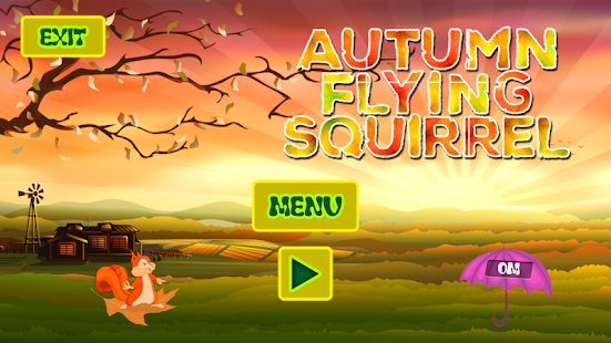 Autumn Flying Squirrel - náhled