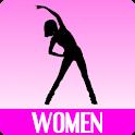 Women Exercises icon