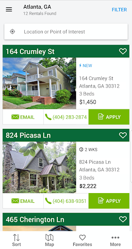 Apartments.com Rental Search 6.1.3 screenshots 1