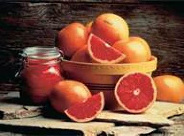 Ruby Red Grapefruit Pie Recipe