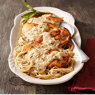 Creamy Mustard Chicken