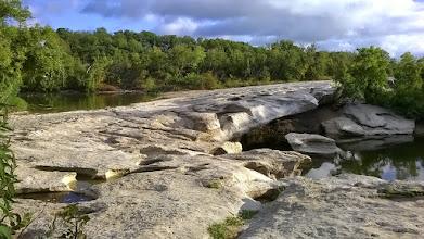 Photo: Falls at McKinney Falls State Park, Austin