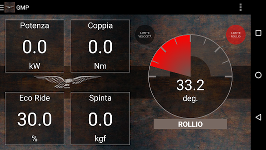 Moto Guzzi Multimedia Platform screenshot 1