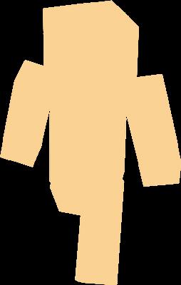 Uma skin vazia para vc começar a criar um personagem do zero. Por: Vinícius Godinho
