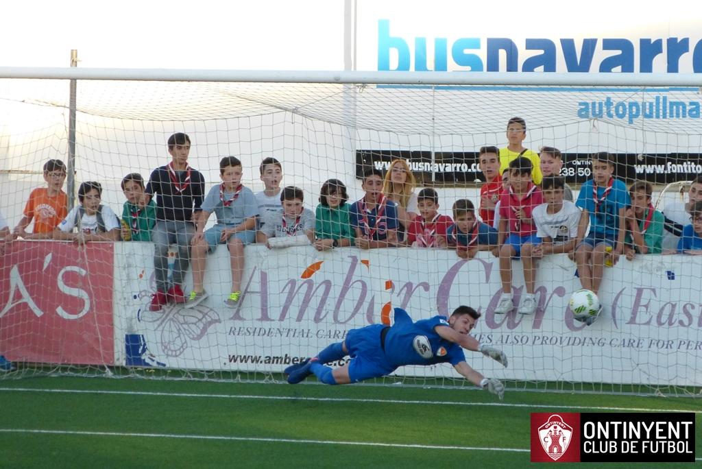Ontinyent CF Terrassa FC