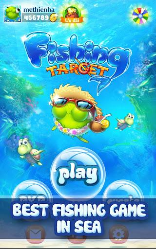 Fishing Target