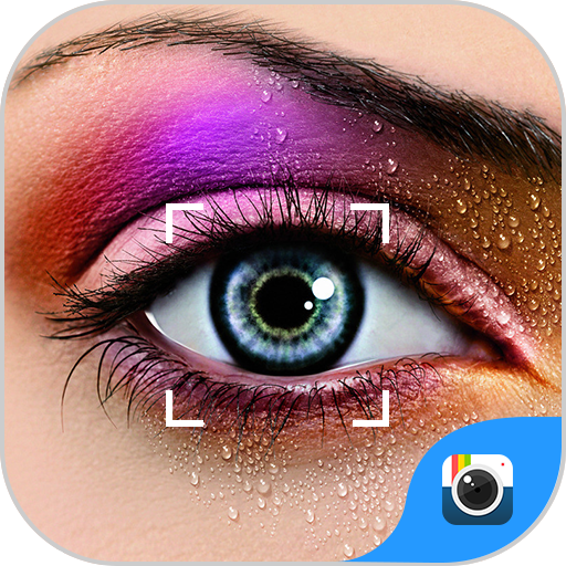 (FREE) Z CAMERA MAKEUP STICKER 個人化 App LOGO-硬是要APP