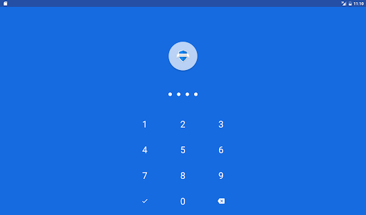 App Lock: Fingerprint Password- screenshot thumbnail