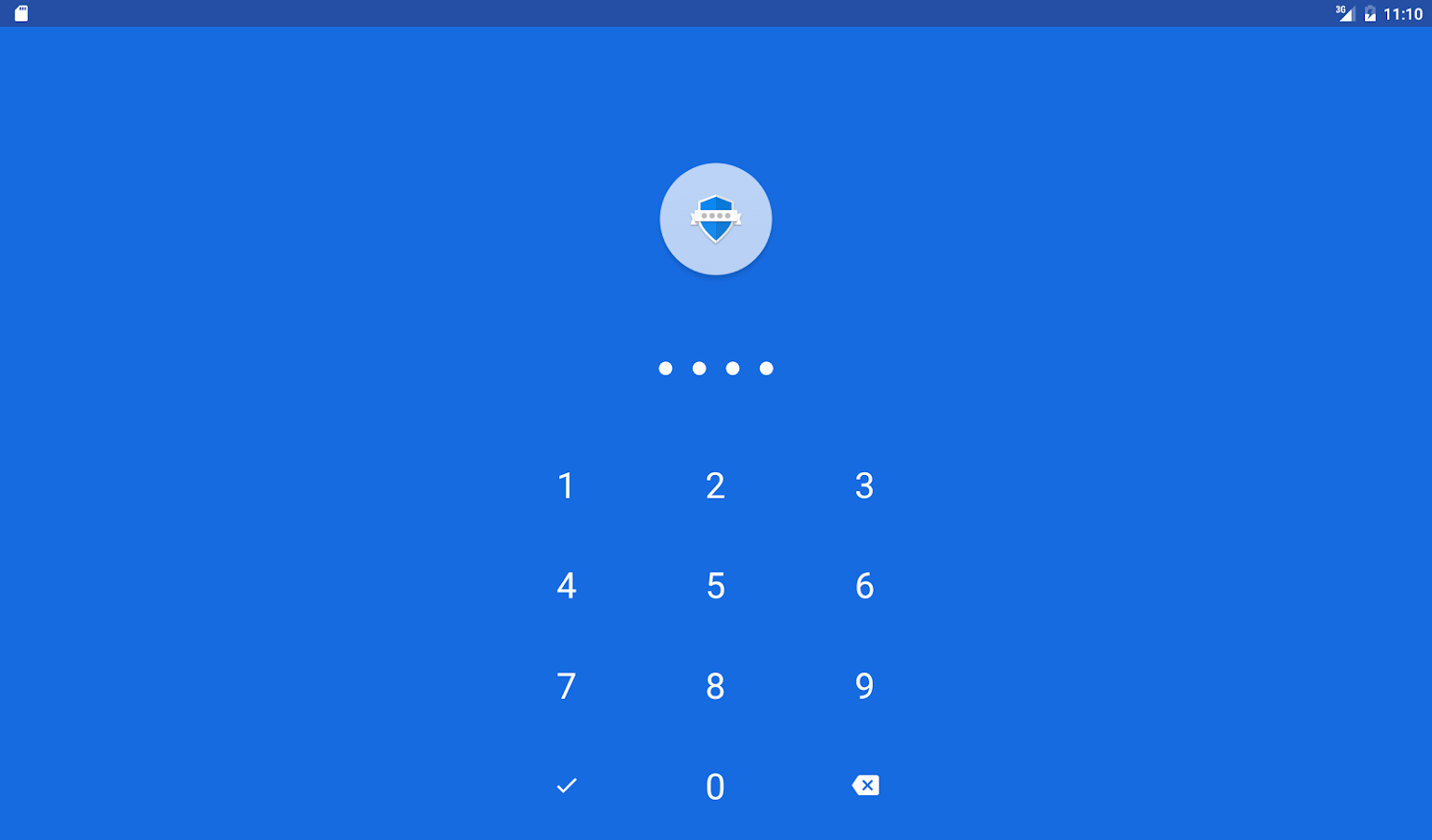 App Lock: Fingerprint Password- screenshot