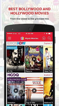 Wynk Movies 1.0.5 screenshot 236979