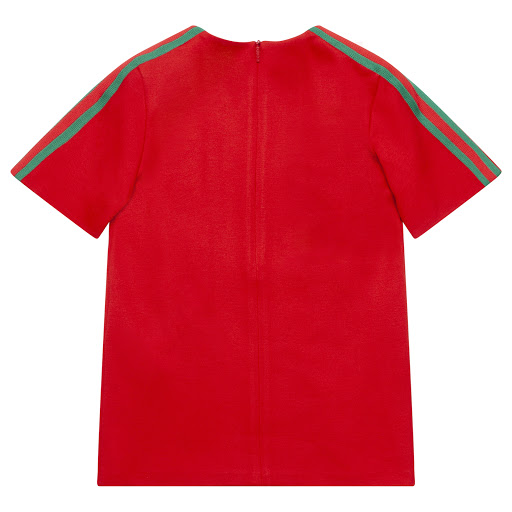 Thumbnail images of Gucci Baby Girl Tunic Top