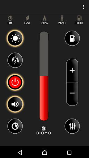 玩免費遊戲APP|下載Biomo fireplace remote app不用錢|硬是要APP