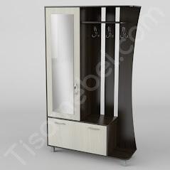 Прихожая-13 мебель разработана и произведена Фабрикой Тиса мебель