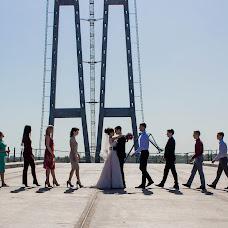 Wedding photographer Yulya Kulok (uliakulek). Photo of 19.06.2017