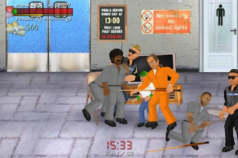 Hard Time (Prison Sim) Screenshot