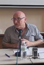 Photo: Luc Cédelle, journaliste au pôle éducation du Monde