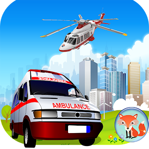 Fire Rescue – Fireman Training for PC and MAC