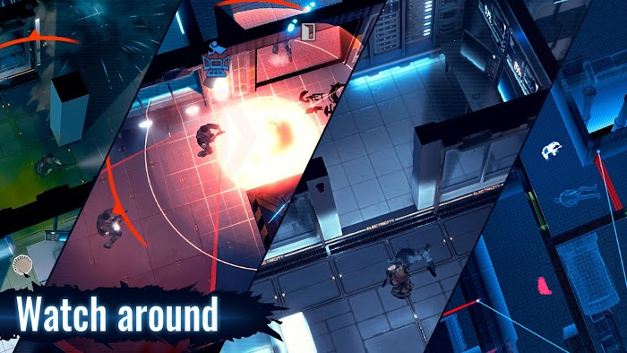 Death Point: 3D Spy Top-Down Shooter, Stealth Game- screenshot thumbnail