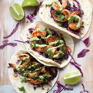 Grilled Baja Shrimp Tacos