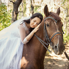 Wedding photographer Ruslan Irina (OnlyFeelings). Photo of 04.02.2016