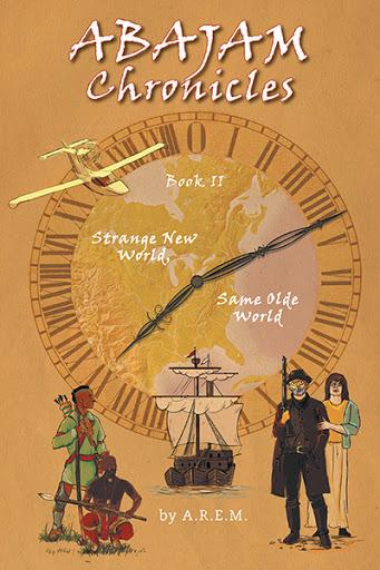 ABAJAM Chronicles Book II cover