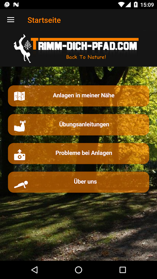 Outdoor Sportparks- screenshot