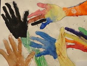 Photo: Hands Grade 4