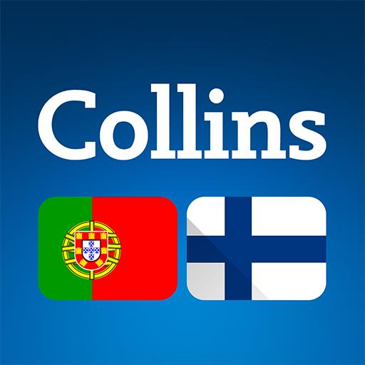Collins Finnish<>Portuguese Dictionary Icon