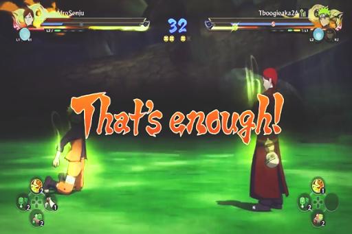 Trick Naruto Ultimate Ninja Strom 4 New Fight 1.0 screenshots 9