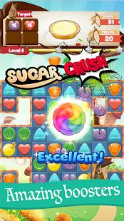 Sugar Crush Superstar Baker - Cookie Crush Match 3