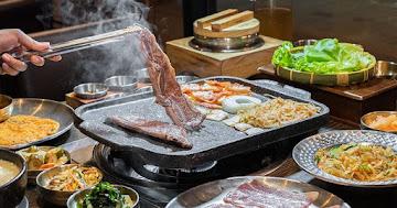 水刺床韓式料理
