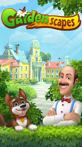 Gardenscapes – New Acres v1.6.2 [Mod Money]