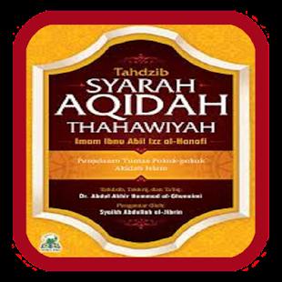 Syarah 'Aqidah Thahawiyah - náhled