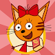 Kid-E-Cats: Fun Games for Kids with Three Kittens!