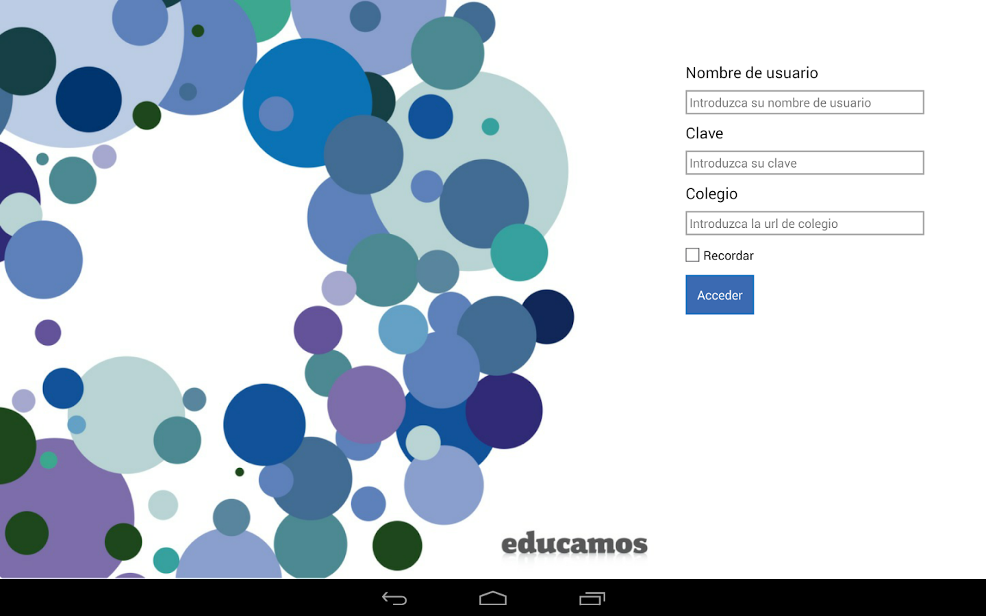 Educamos - App Transporte - Android Apps on Google Play