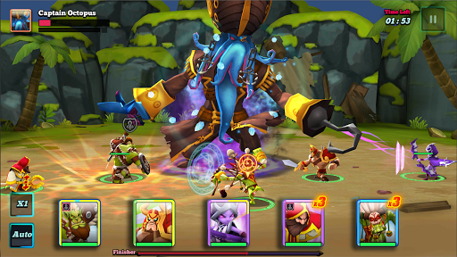 Giants War 0.27.0 screenshots 24