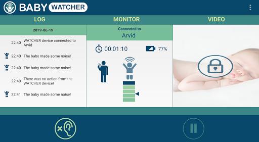 Baby Monitor - Babywatcher 0.5.7 screenshots 14