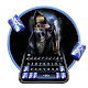 Singing Blue Skull Keyboard Theme Download for PC Windows 10/8/7