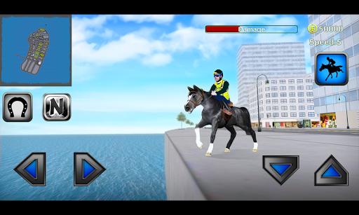 免費下載模擬APP|Rodeo Police Horse Simulator app開箱文|APP開箱王