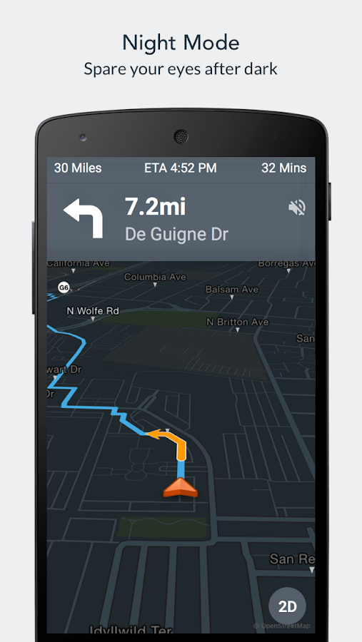Scout GPS Navigation & Meet Up- screenshot