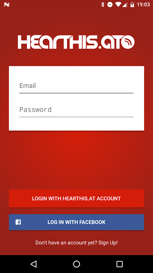hearthis.at (Beta)- screenshot