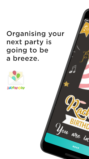 JahWow - Children's Party & Events Invitations 1.0.6 screenshots 1