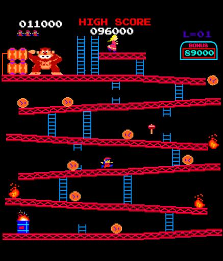 Kong arcade classic modavailable screenshots 2