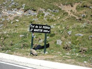 Photo: Cima del puerto