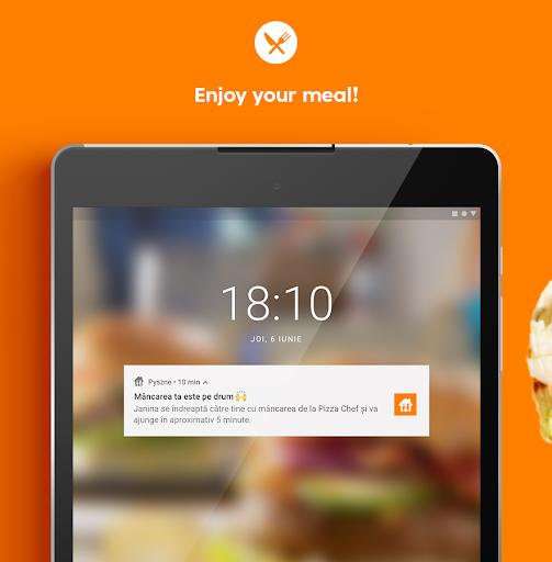 Pyszne.pl u2013 order food online screenshots 17