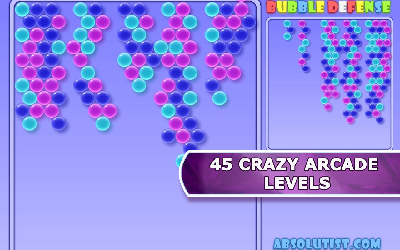 bubblez arcade
